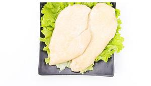 High Protein Boiled Chicken BreastSteamed